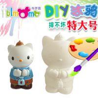 批发 石膏彩绘 石膏娃娃 陶瓷彩绘 石膏白坯 石膏模具DIY玩具