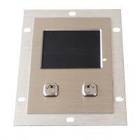 金属鼠标|工业鼠标|机械鼠标|IP65静态防水防尘|嵌入式安装