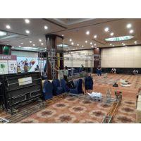 供应天津河东区展会搭建 天津背景板搭建 天津展位搭建出租地毯灯光