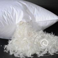 厂家批发酒店宾馆 优质 高档白羽绒枕芯 外贸原单 量大价优