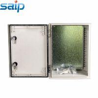 厂家直销SMC玻璃纤维防水低压开关柜 玻璃纤维配电柜800*600*300