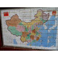 彩瓷壁画大全-------世界,中国地图;教育方针;守则规范