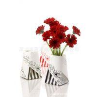 防水透气撕不破耐腐蚀的纸质可折叠花瓶代替盆景原材料Tyvek