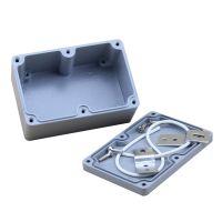 赛普直销SP-FA2户外不锈钢防水接线盒 120*80*55mm铸铝防水盒