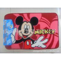 【正品】迪士尼卡通地垫/官方授权迪士尼地毯 地垫/防滑垫