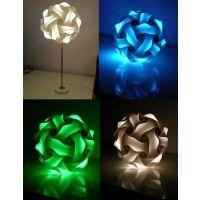 IQ puzzle lamp,iq jigsaw light,iq light