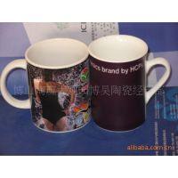 陶瓷马克杯 变色影像杯 淄博陶瓷杯 博昊陶瓷专业定制 taoci