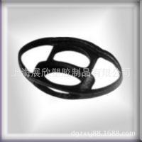 厂家生产黑色环保安全扣 塑料绳扣 绳子调节扣
