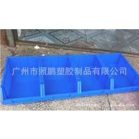 供应9号斜口盒 环保无毒无害江苏塑胶斜口盒  零件盒