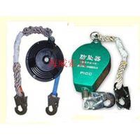 钢丝绳防坠器 带式速差器 高空坠落防护 速差式自控器20米