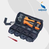 直销压线钳套装FSK-056YJD 含预绝缘端子压线钳 手动钳子工具