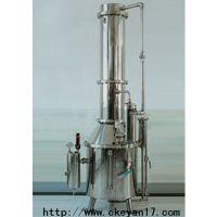 TZ-600不锈钢塔式蒸汽重蒸馏水器