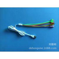 厂家直销:USB数据线/下载线,1米 面条线 IPHONE充电/数据线