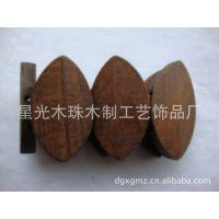 东莞星光厂家直销 彩绘  雕刻木手镯木珠多层手链加工批发