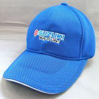 新款空白光身全棉六片棒球帽 整顶印刷休闲帽广告帽太阳帽旅游帽
