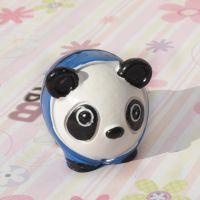 zakka杂货 树脂工艺品 十二月份熊猫  创意礼品 工艺品混批B0127