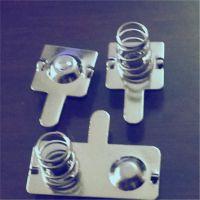锰钢弹片 弹簧电池片 27A电池弹簧片 AA 接触片