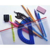 供应厂家直销 PVC袋 PVC包装袋塑料袋 PVC笔袋 自封袋 透明定制