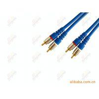 供应AV线2RCA-2RCA接口线DC线纯铜HDMI线锡铜丝电脑连接线音频线