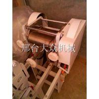 热销MT40型面条机 老式面条机微整形 半自动压面机
