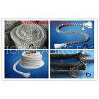 Corrosion resistant C Glass Fibre Rope For Door Seals / ovens