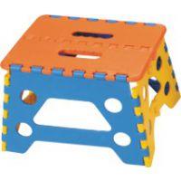 供应塑料R-27cm折叠凳