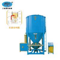 上海盟申PS-220-330型塑料泡沫回收造粒机