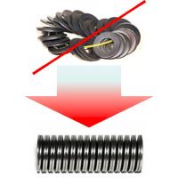 钢包滑动水口专用螺旋碟形弹簧
