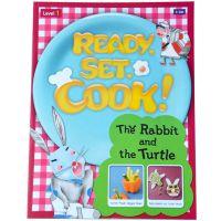 少儿厨艺英语教材 ready set cook
