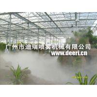 生态植物园喷雾降温系统,大棚蔬菜降温系统,生态景观园喷雾降温系统