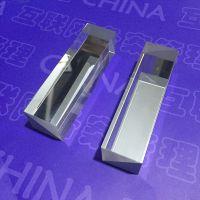 晶亮光电厂家直供胶合三棱镜 来样来图加工定制透镜棱镜