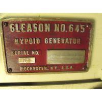 供应二手美国GLEASON螺旋伞齿轮铣齿机 645