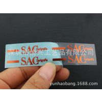彩色金属镍标牌 包包金属标牌 高档木质品金属标志logo订做