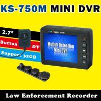 迷你型DV直录机插卡监控录像机 迷你型摄像头 随身携带2.7寸屏