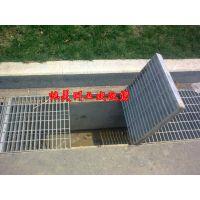 武汉下水道盖板/热镀锌沟盖板/Q235格栅板 沟盖板