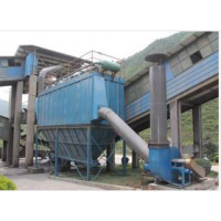 泊头矿山选矿厂破碎除尘器 低能耗 占地面积小 华英环保厂家