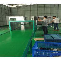 水濂柜喷油线 喷漆台烘干线 喷油柜网带线 锋易盛厂家直销