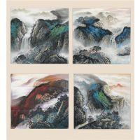 武汉名艺画框厂(图)|手绘国画专业裱框|十堰手绘国画