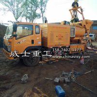 混凝土输送机械和搅拌机械组合 混凝土输送机械