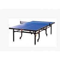 正品DHS红双喜 TM2334 高档双折式贴面乒乓球台 折叠式乒乓球桌