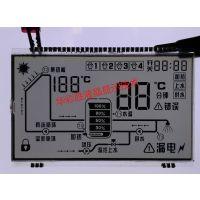 供应热泵用的LCD液晶屏 太阳能热水器LCD液晶屏 51230款LCD液晶屏