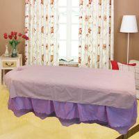 美容院SPA馆按摩理疗床 床罩 床单 美容床笠 专用防水防油床单