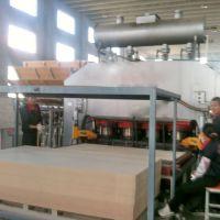 供应青岛国森机械制造各种板材贴面机械