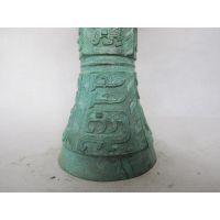 洛阳青铜器,天觚、仿古摆件工艺品,广发青铜器