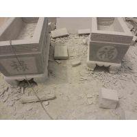 香炉石材雕刻厂家批发 寺庙香炉石雕 石雕香炉