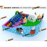 郑州大型充气游乐场制作销售地点 定做一个大气包需要多长时间 汽包玩具