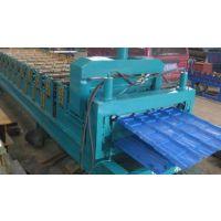 供应沧州亨福840/900型双层琉璃瓦压瓦机