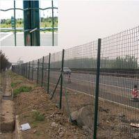 现货批发荷兰养殖围网 浸塑铁丝荷兰网 绿色圈地围栏网