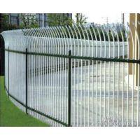 河北安平生产供应金属栅栏围墙、锌钢围墙护栏