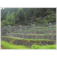 安首防护网厂家定制SNS柔性环形网 护坡钢丝网 铁丝网片 围栏边坡防护网